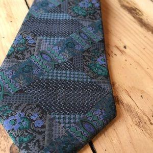 Vintage Dior Silk Neck Tie